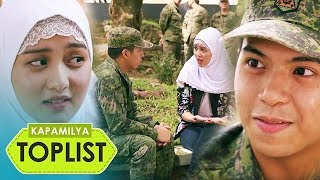 8 cute and 'kilig' moments of Nash and Charlie in A Soldier's Heart | Kapamilya Toplist