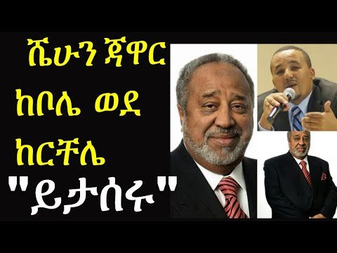 Al Amoudi  Released Jawar Mohammed  Said Hand Cuff Him At Bole |Ashruka News
