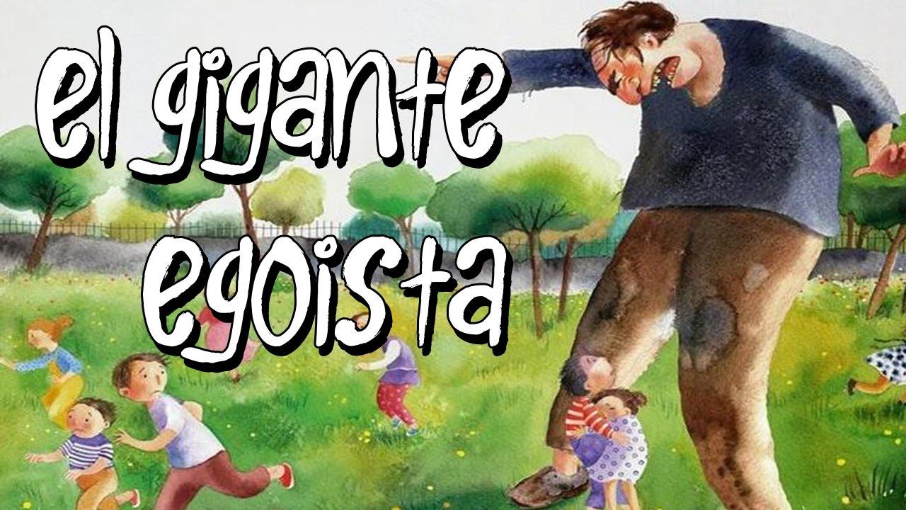 Resultado de imagen de EL GIGANTE EGOISTA