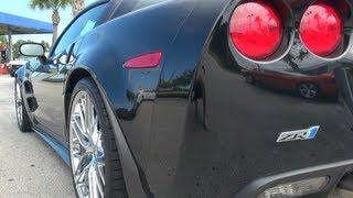 corvette zr1 vs camaro zl1
