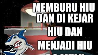 | IM SHARK CHASE!!! | ROBLOX Indonesien | Hai Biss |