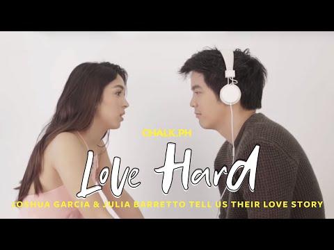 #LoveHard: Joshua Garcia and Julia Barretto Tell Us Their Love Story