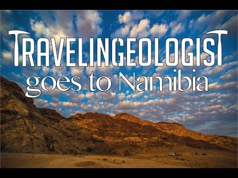 TravelingGeologist goes to Namibia