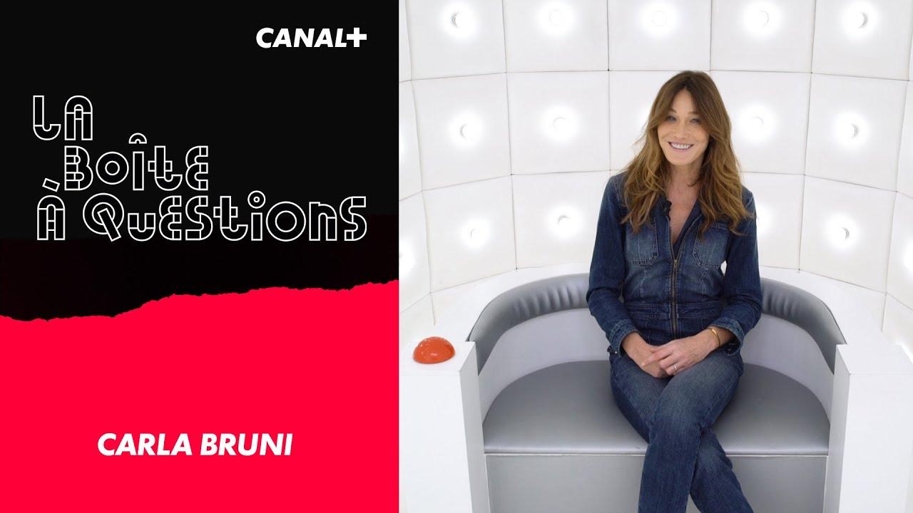 La Boîte à Questions de Carla Bruni – 15/10/2020