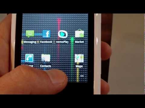 MWC 2010 YourLifeUpdated prova Acer Liquid E Android 2.1