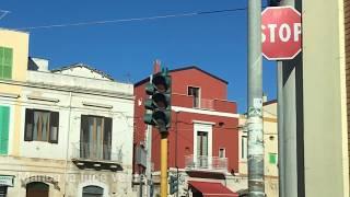 Corato. Il (secondo) viaggio tra i semafori fuori uso