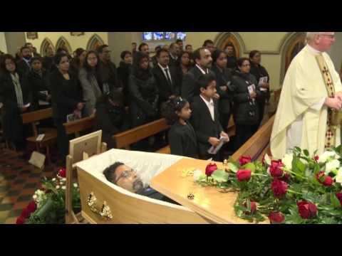 Funeral of George Sabu  Part 2