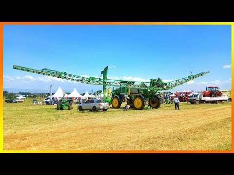 64th World Ploughing Contest Kenya 2017 | Vlog