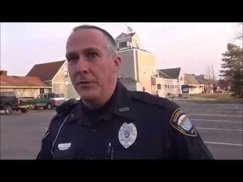 Officer Denies First Amendment Rights