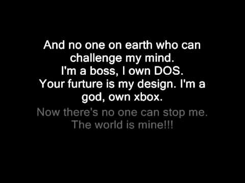 Steve Jobs vs Bill Gates Epic Rap Battles of History Lyrics