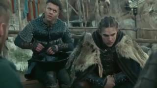 Vikings - Björn Calls Himself Leader Of The Great Heathen Army [Season 4B Official Scene] (4x18}