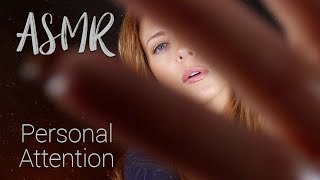 Unintelligible Personal Attention 🌟 ASMR 🌟Oil Massage, Face Brushing