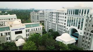 Reva University Aerial View