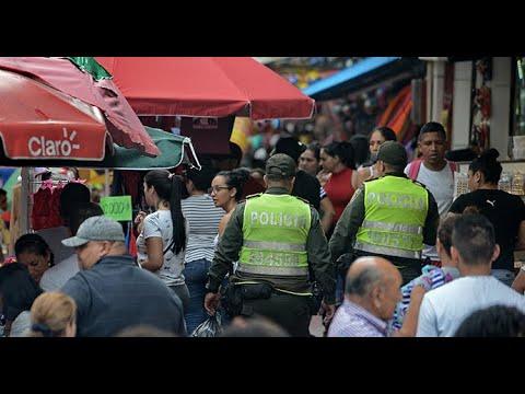 Comerciantes Del Centro De Cali No Entrarán En Paro Y Redoblan Seguridad
