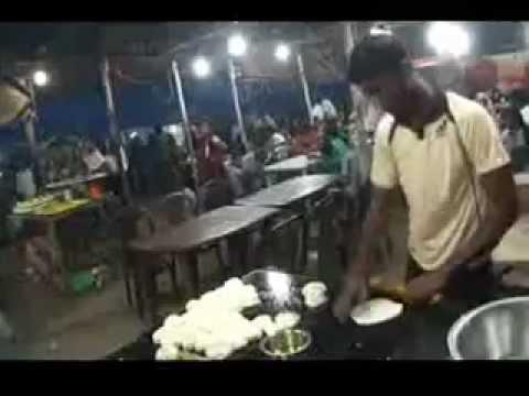 Amazing Talent of a Mallu Porotta maker Kerala