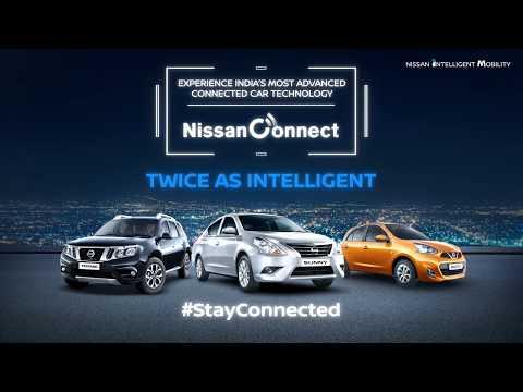 NissanConnect - Now Twice As Intelligent