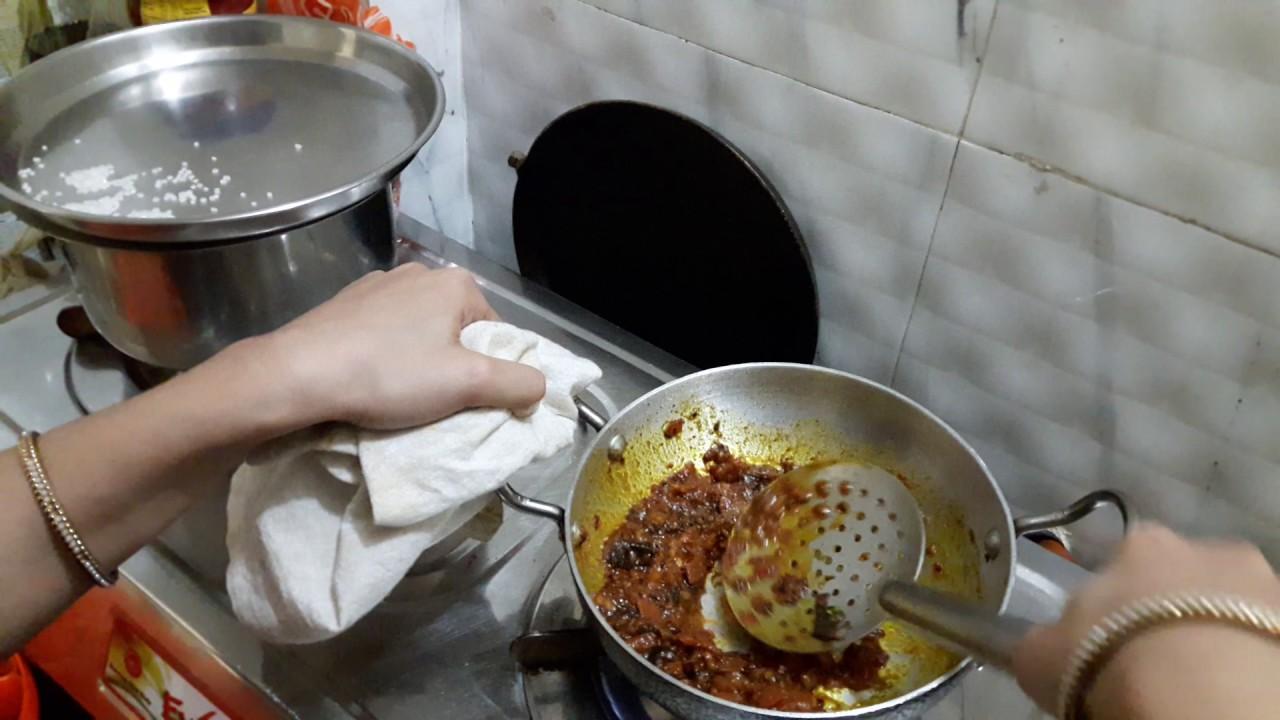 Tasty Home made Rajma Masala recipe by Bkays Kitchen - YouTube