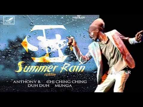 Anthony B - Nuh Freak Party - Summer Rain Riddim - Sketch Re