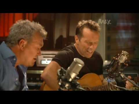 Jimmy Barnes & Mark Seymour - 'Say Goodbye' (Live on My First Gig)