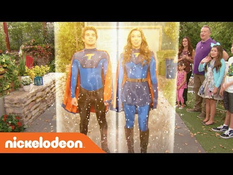 Jack Griffo & Kira Kosarin Share a SNEAK PEEK of the Last Thundermans Episode EVER 😭 | Nick