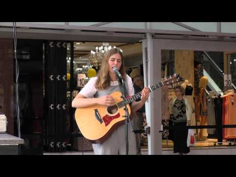 Clea | Queen St Mall Brisbane | 13th Sept 2015 - 1/5