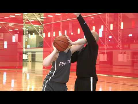Coaching Post Play: Power Moves Position - No Moves Needed - Pivotal Basketball