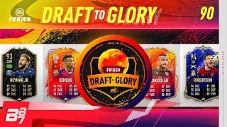 OMG! JUST ABSOLUTE SHAMBLES! | FIFA 20 DRAFT TO GLORY #90