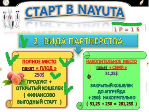 НАЮТА, ВЕБИНАР С ГАЛИНОЙ ГРИЦЕНКО  ПАССИВНЫЙ ДОХОД, 10 12 18