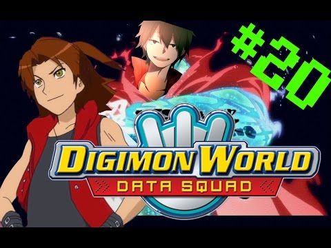 LUCEMON BEGINS IT'S EXISTENCE | Digimon World Data Squad - Ep 20