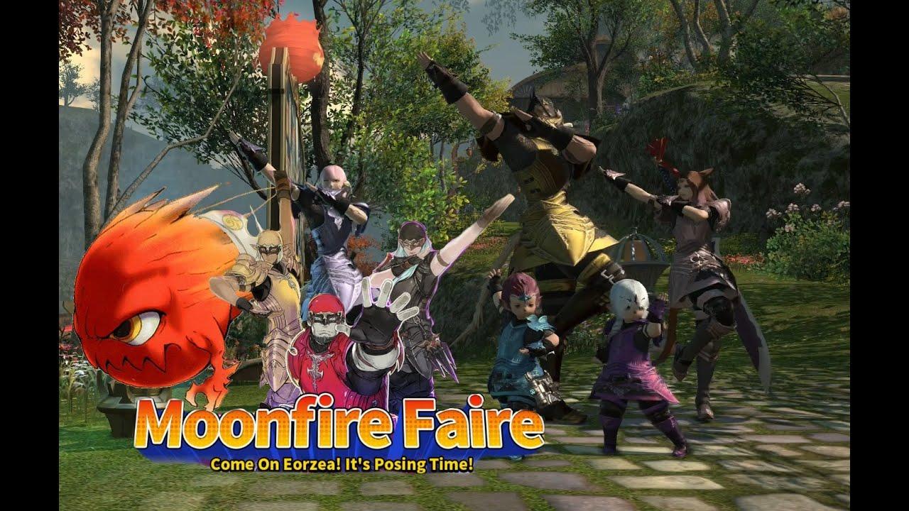 FFXIV   Moonfire Faire #1 by yukisaragi on DeviantArt