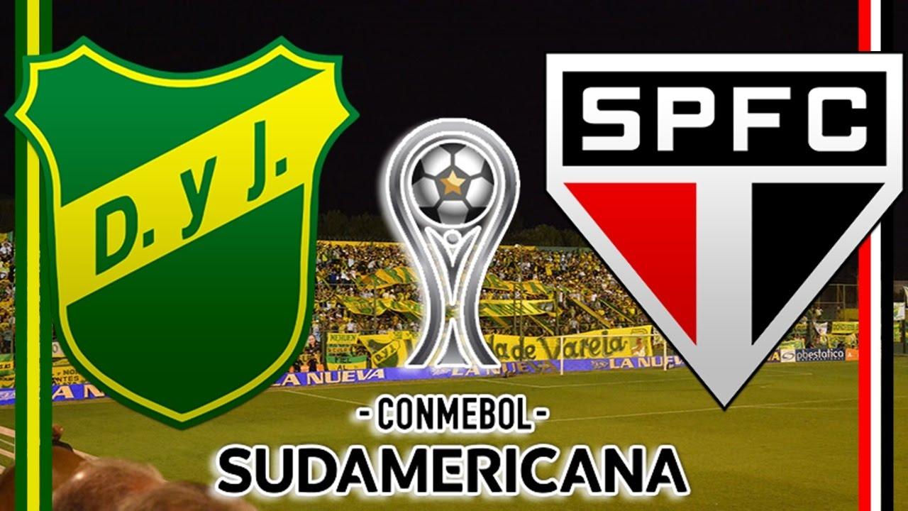 Resultado de imagem para São Paulo X Defensa y Justicia - Copa Sul Americana