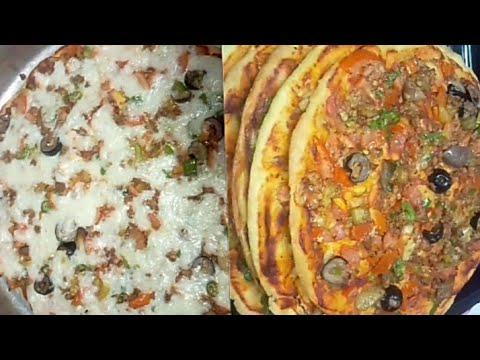 صورة  طريقة عمل البيتزا طريقة عمل البيتزا اللبنانى|على طريقة الشيف مصطفي طريقة عمل البيتزا من يوتيوب