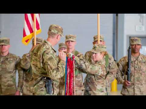 504th Military Intelligence Brigade Starts Mission
