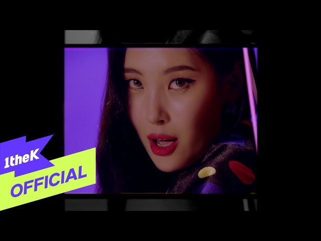 [MV] SUNMI(선미) _ pporappippam(보라빛 밤)