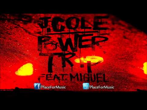 J. Cole - Power Trip ft. Miguel [HQ]