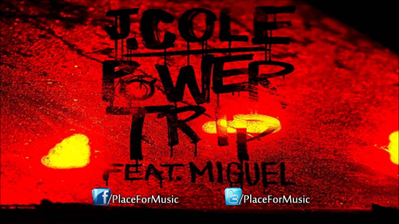 J Cole Power Trip Tumblr J. Cole - Power Trip f...
