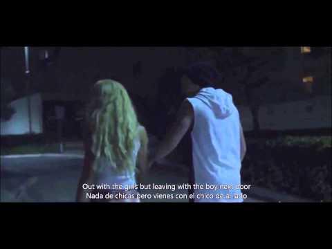 Fill Me In - Austin Mahone Ft Pia Mia [Letra Español - Lyrics English]
