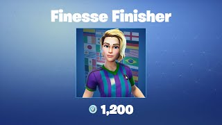 Finesse Finisher | Fortnite Outfit/Skin