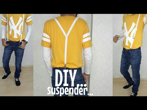 f17700dcdd2 How To Make Suspender At Home
