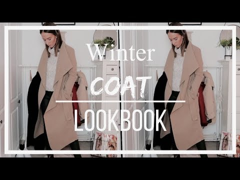 Winter Coat LookBook | 2018