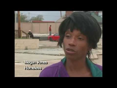Homeless in Jackson, MS