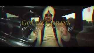 Baixar G wagon lyrics goldy goraya ft. Bohemia