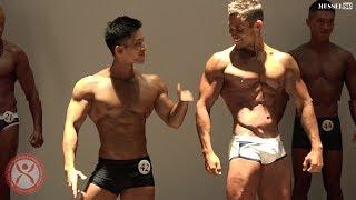 NBFA(SG) International 2018 - Men's Fitness (Open) & Muscle (Open)
