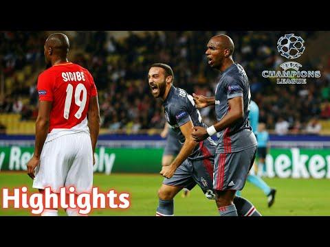 AS Monaco Vs Beşiktaş JK 1-2 Highlights (Résumé) & All Goals Champions League 17/10/2017