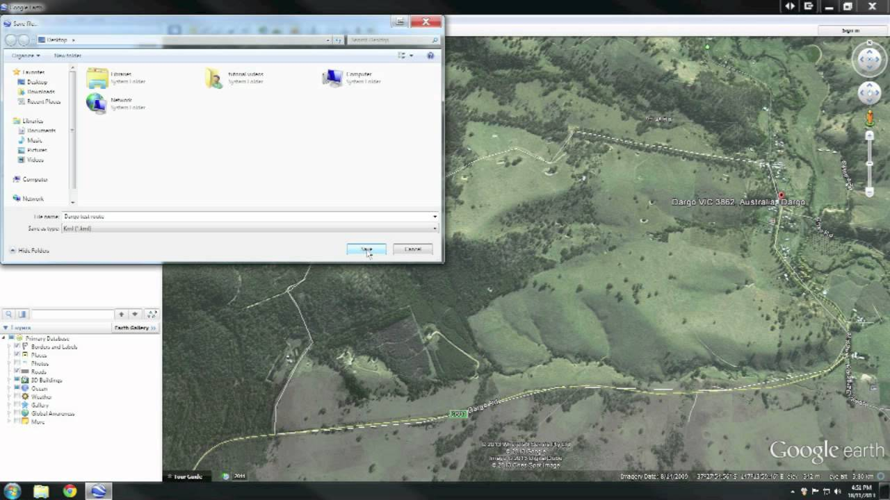 VMS Offroad - How To Convert GPX Files From Google Earth