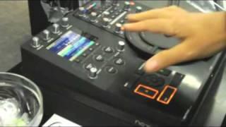 Wacom show us the new Nextbeat DJ console.