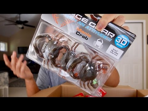 Unboxing STUPID Fishing Lures (ft. Jon B.)