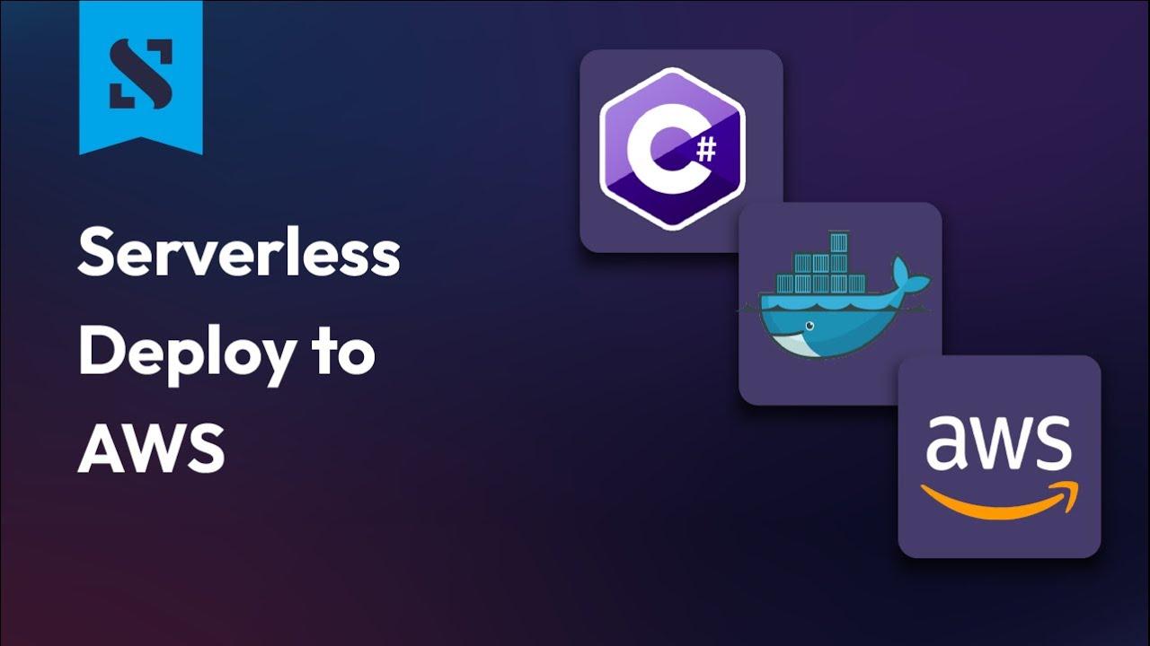 How to Deploy a Dockerized .NET Core App to AWS Fargate