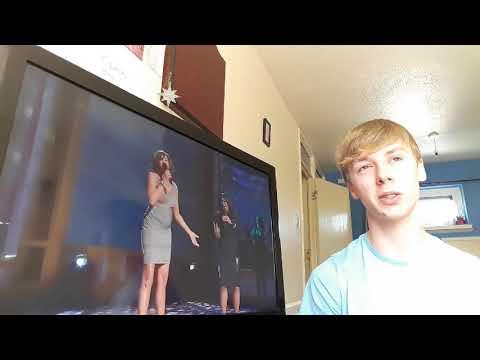 Whitney Houston & Kim Burrell - I Look To You (Live) 2011 (Reaction)