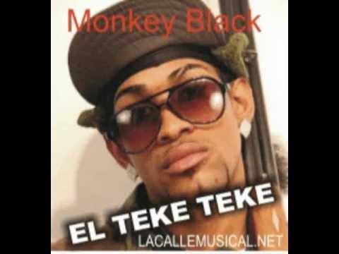 Monkey Black - El Teke Teke (Dembow Mix) Original 2012